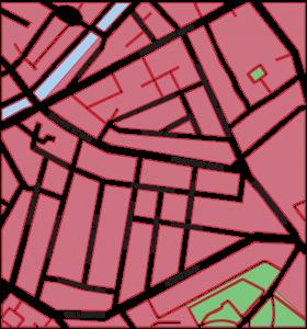 Pembroke Road Residents Association - Area Map
